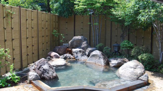 Shibaseki onsen